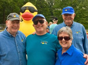 duck derby volunteers