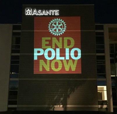 end polio now light up